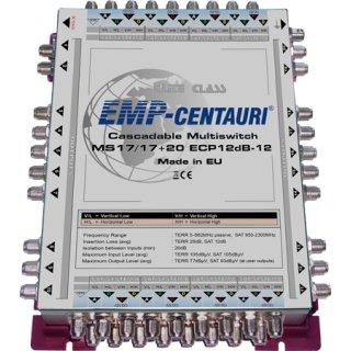 Kaskaden Multischalter MS17/17+20ECP-12