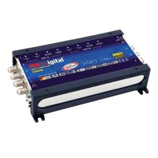 MK-Digital MS 9-08 Multischalter mit LED Kontrollleuchte
