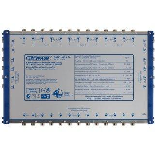 Spaun SMK 13129 FA Kaskaden-Multischalter