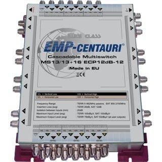 Kaskadierbare Multischalter MS13/13+16ECP-12