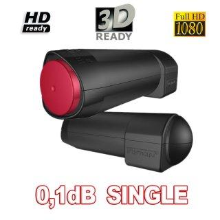 Opticum Red Rocket Single LNB