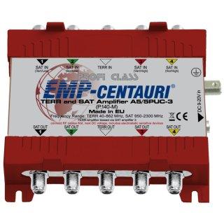EMP Power Inserter & Abschlusseinheit B5/0PEP-3 (P.123-A) + TERR.  -  (Grundkaskade)