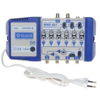 Verstärker Telmor WWK 861