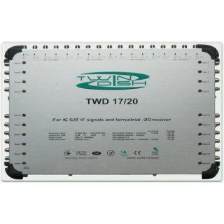 Twindish Multischalter 17/20