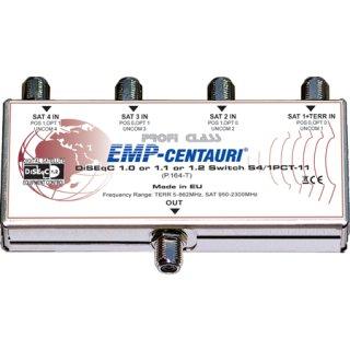 EMP DiseqC Schalter 4/1  P-164-T (Erweiterungsmodul für Kaskaden)