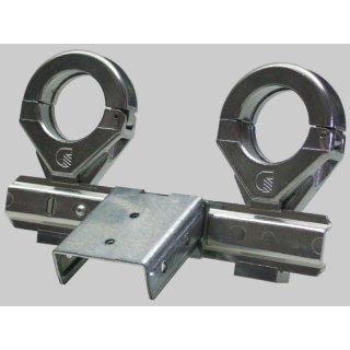Gibertini XP Multifeedhalter 2-fach MFP2-40mm/17cm Lang