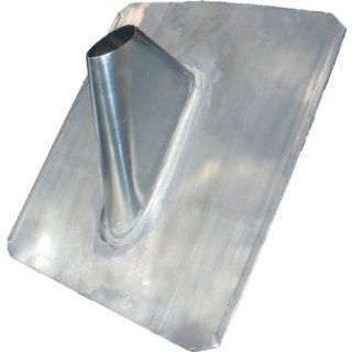 Blei - Dachziegel 40 x 37 cm