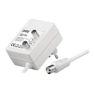 Zweigeräte Verteilverstärker 2 x 10 dB