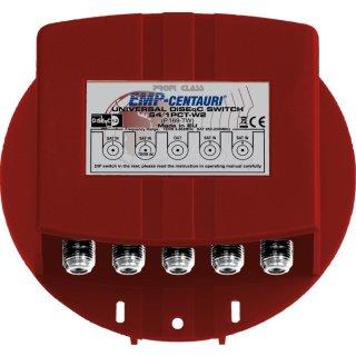 EMP DiSEqC Schalter S4/1PCT-W2 (P.169-TW)